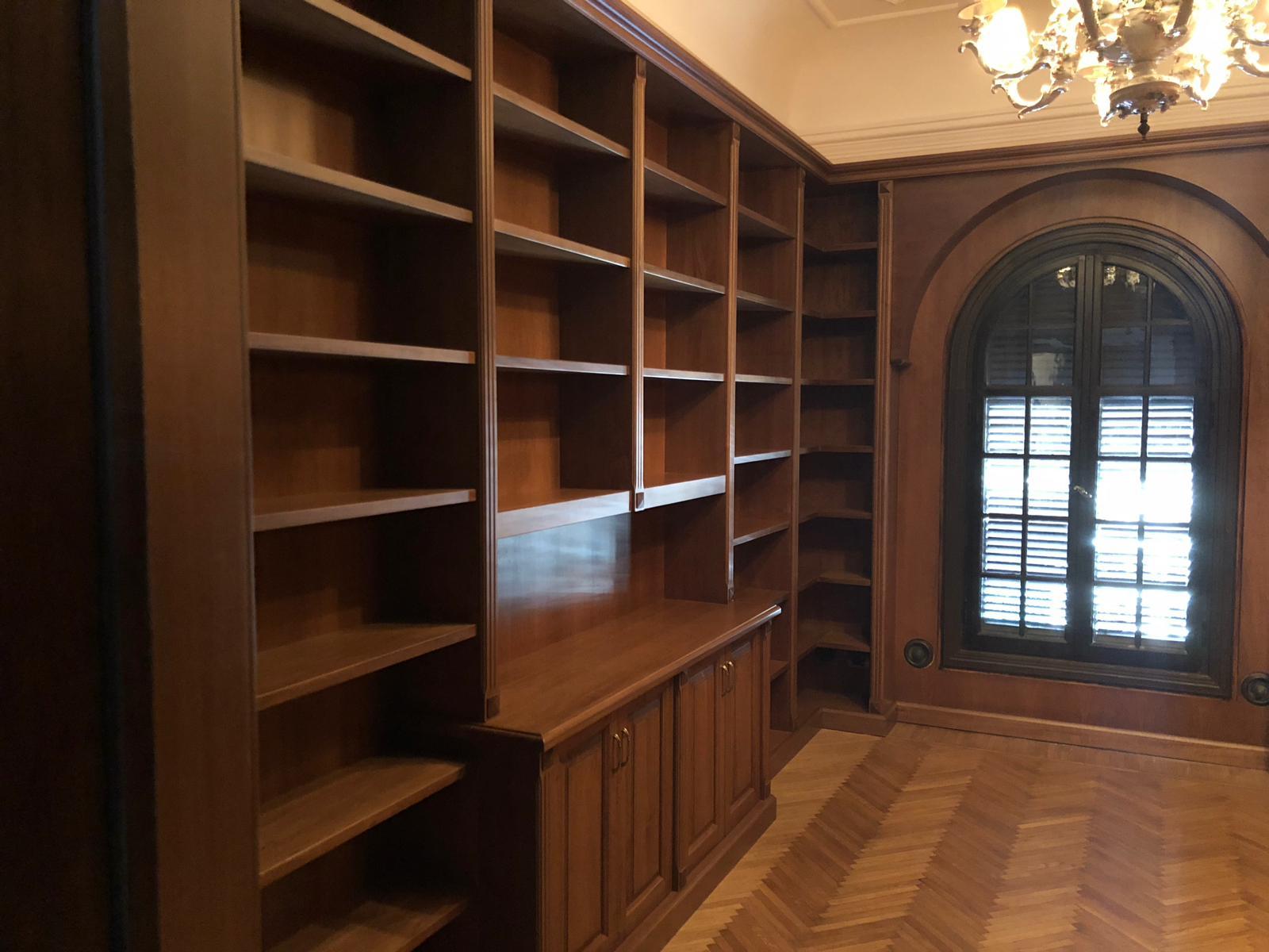 librerie su misura roma